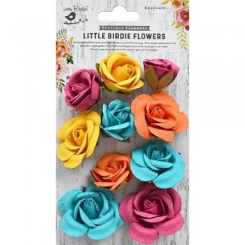Joanna Moon Vivid Palette Flowers pc- Little Birdie