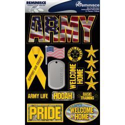 Reminisce-ARMY Sticker