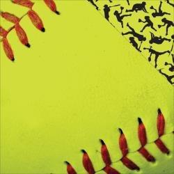 Rem. Paper- Softball close up