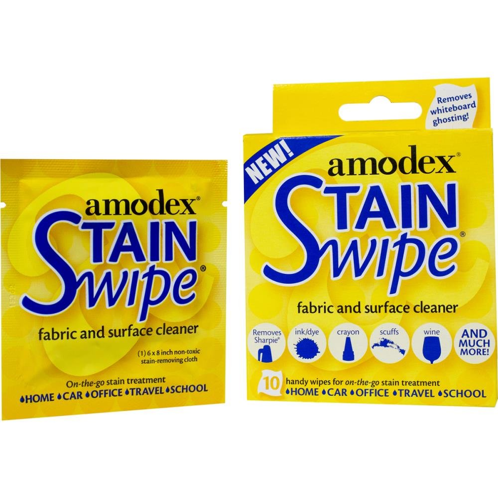 Amodex Stain Swipe Surface Cleaner Towelette