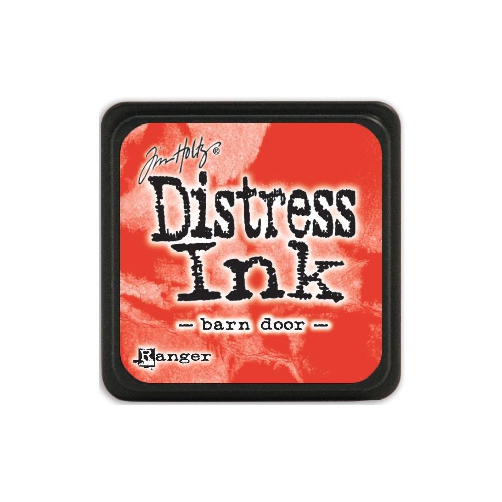 Mini Distress Ink-BARN DOOR