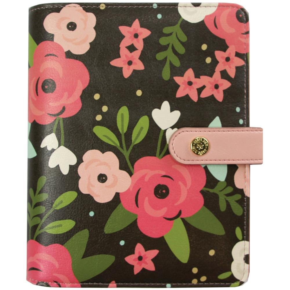 Personal Planner Boxed Set- Black Blossom