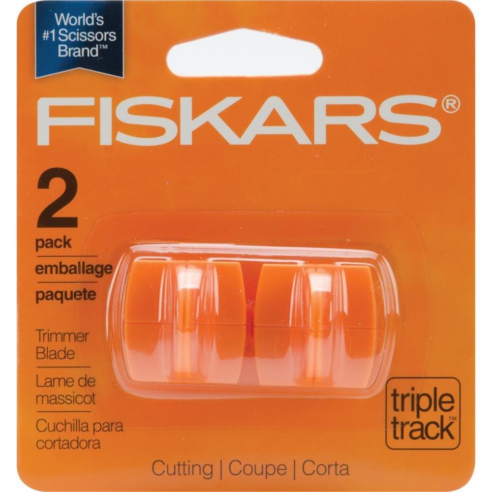 Fiskars Trimmer Blade Refill 2pk - Style I