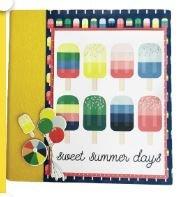 Sunshine & Blue Skies 6x8 Mini Album Kit