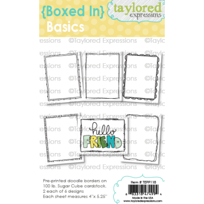 Taylored Expressions-Boxed in Basics