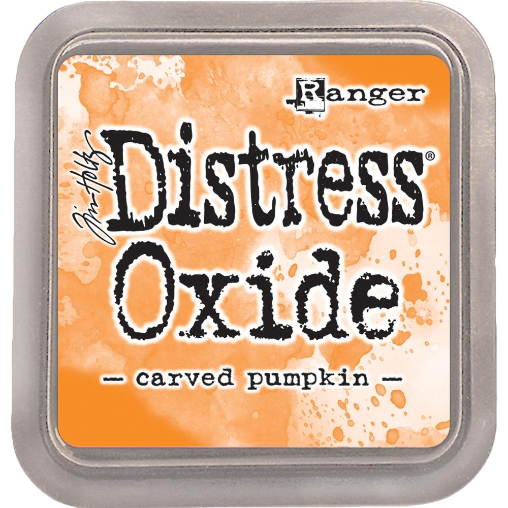 Tim Holtz Distress Oxide Ink- Carved Pumpkin