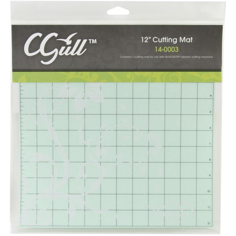 CGull Silhouette Cutting Mat 12X12