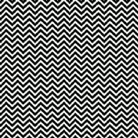 Black and White Chevron Laminated Vinyl 12x24
