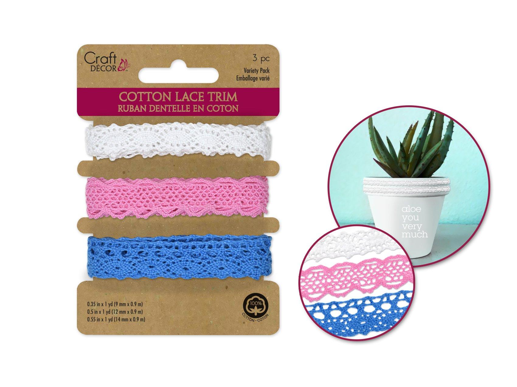 Cotton Lace Trim-Baby