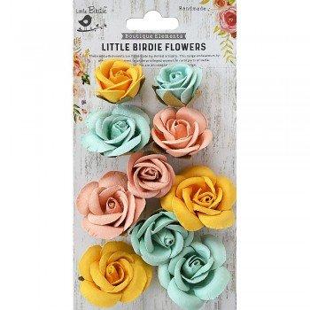 Joanna Moon Pastel Palette Flowers pc- Little Birdie
