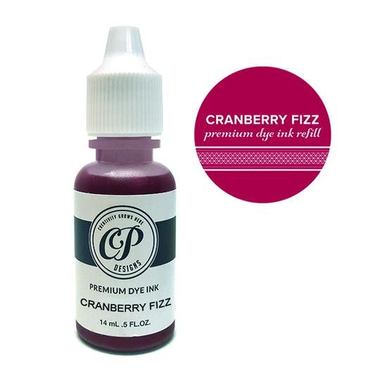 Catherine Pooler Ink Refill- Cranberry Fizz