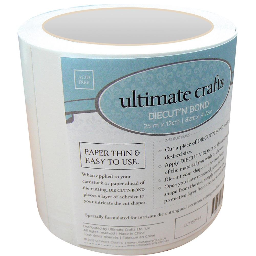 Ultimate Crafts Die Cut'n Bond Tape- 82ft.X4.72in