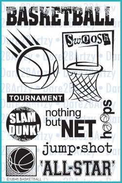 Dare 2B Stamp- basketball
