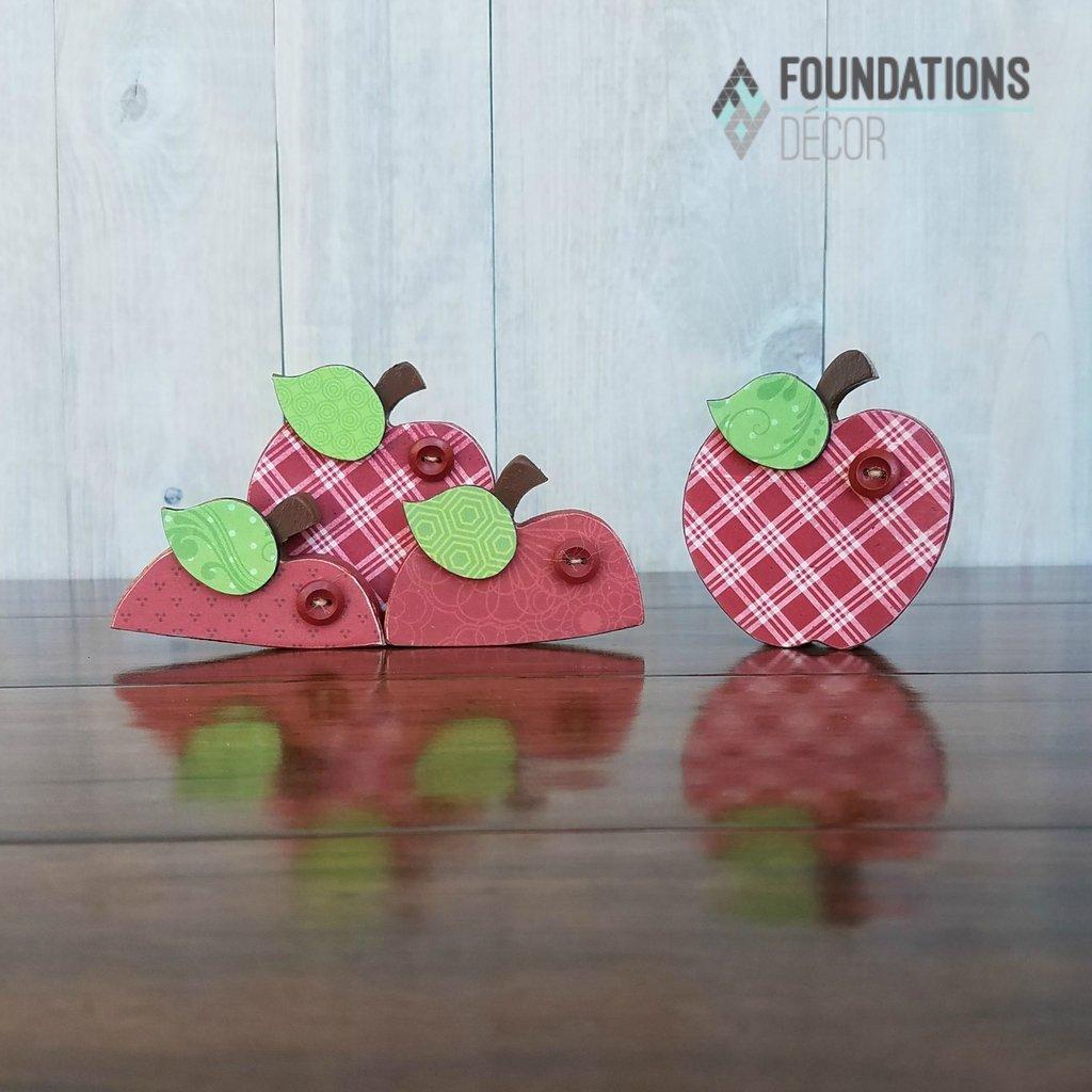 Foundations Decor- Apples for Barrel