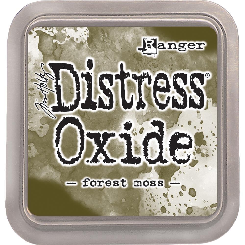 Tim Holtz Distress Oxide Ink- Forest Moss