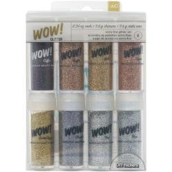 Wow! Extra Fine Glitter 8pk Everyday 1