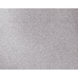 WeR Giltter Poster Board-Silver 22x28