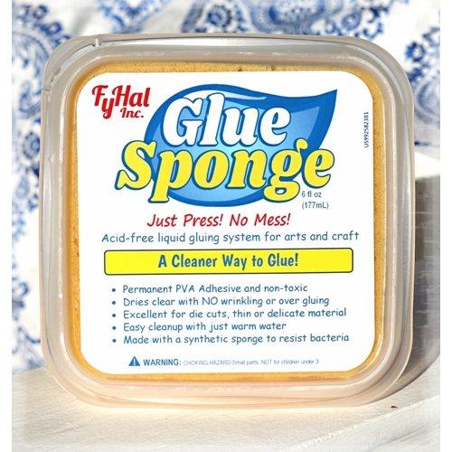 Acid Free Glue Sponge