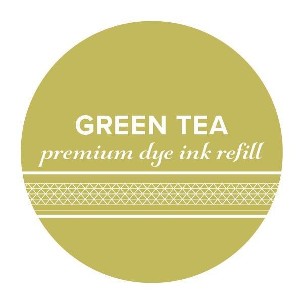 Catherine Pooler Ink Refill- Green Tea