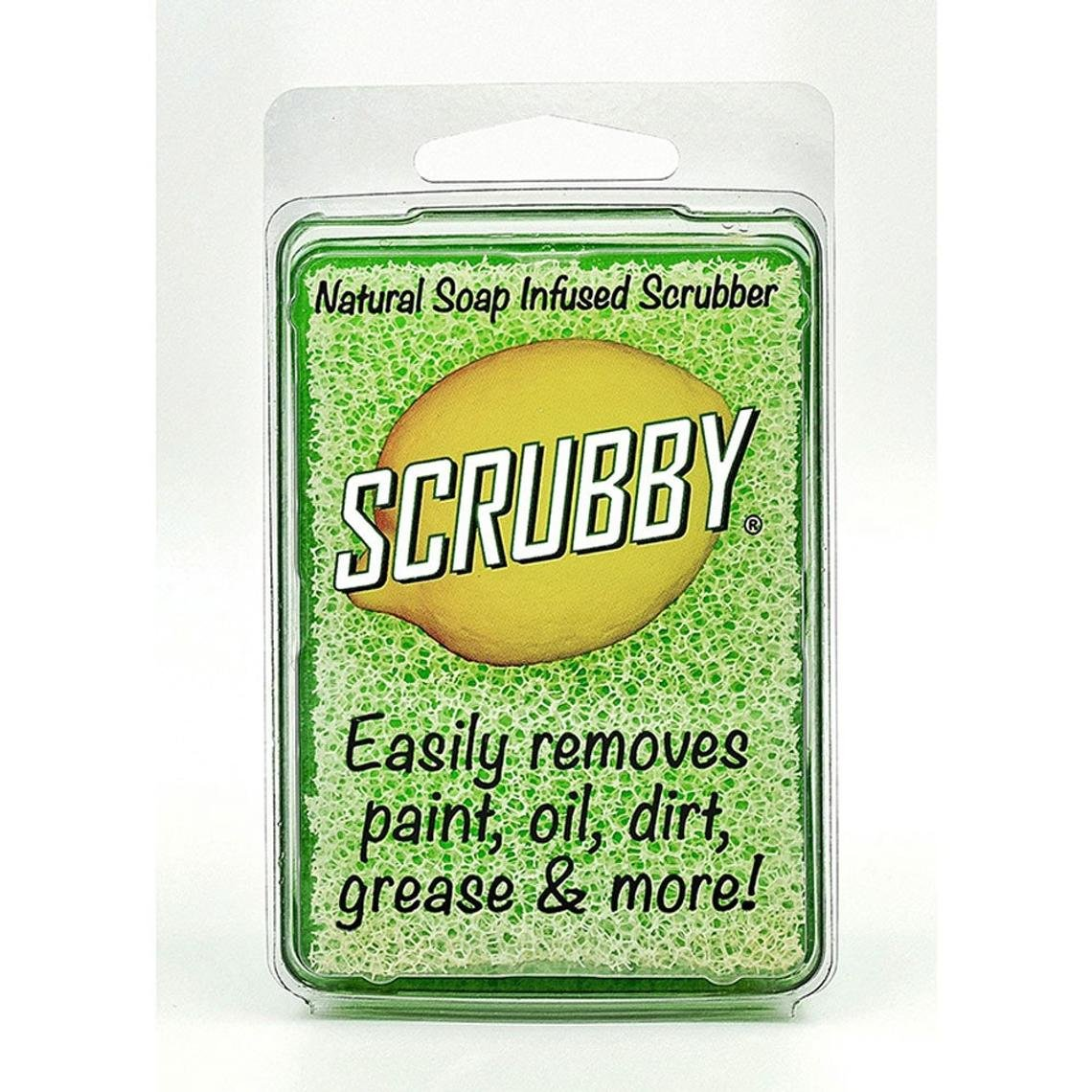 Lime- Scrubby Soap