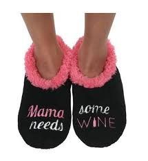 Size S Womens Mama Needs Some Wine Simply Pairable Snoozies