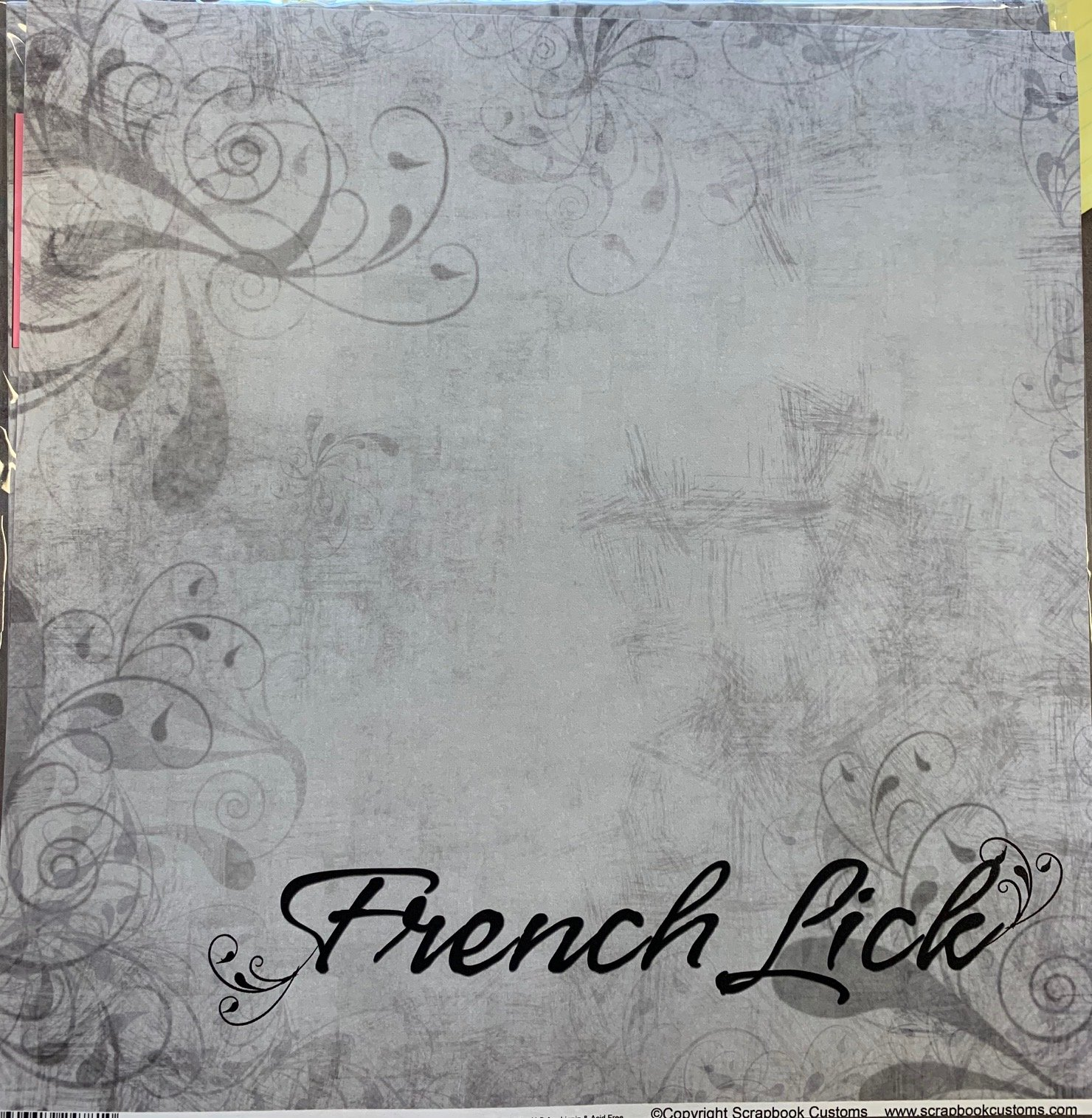 French Lick, Indiana Custom Paper