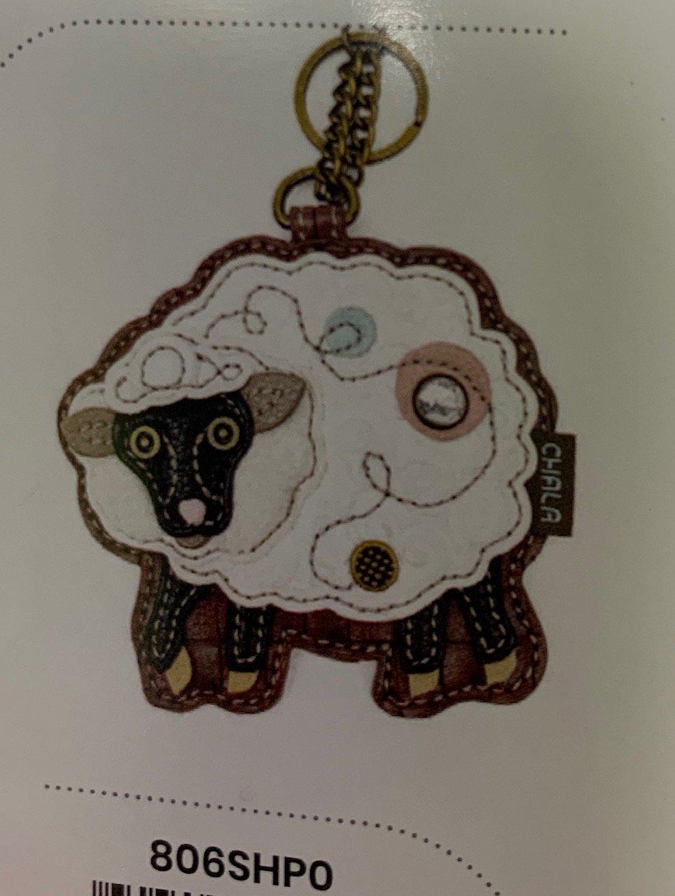 Sheep Fob/ Coin Purse Chala