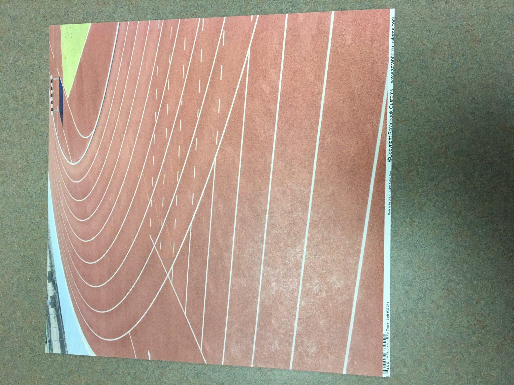 Track- left