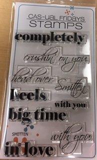 Stamp Set- Smitten