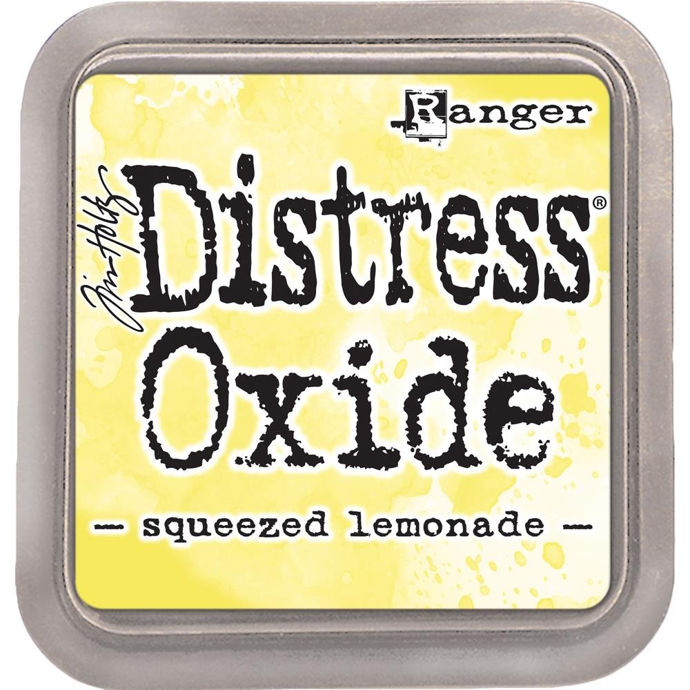 Tim Holtz Distress Oxide Ink- Squeezed Lemonade