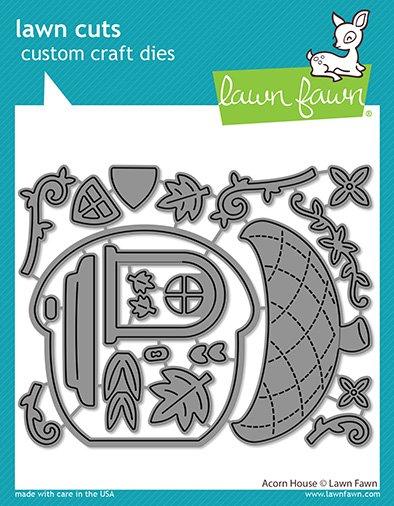 acorn house -Lawn Fawn
