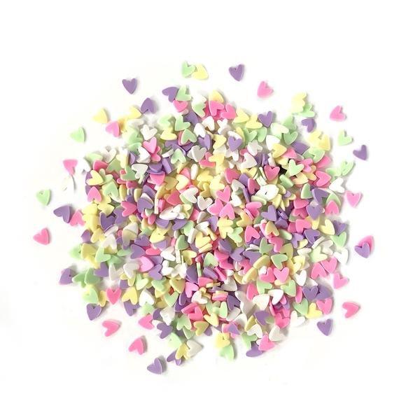 Sprinkletz Deco Hearts