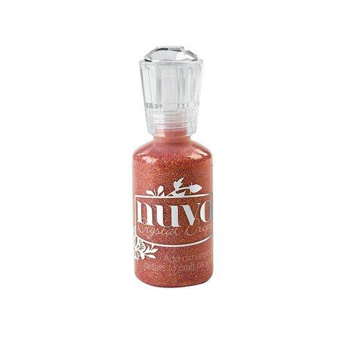 Nuvo Drop Glitter- orange soda