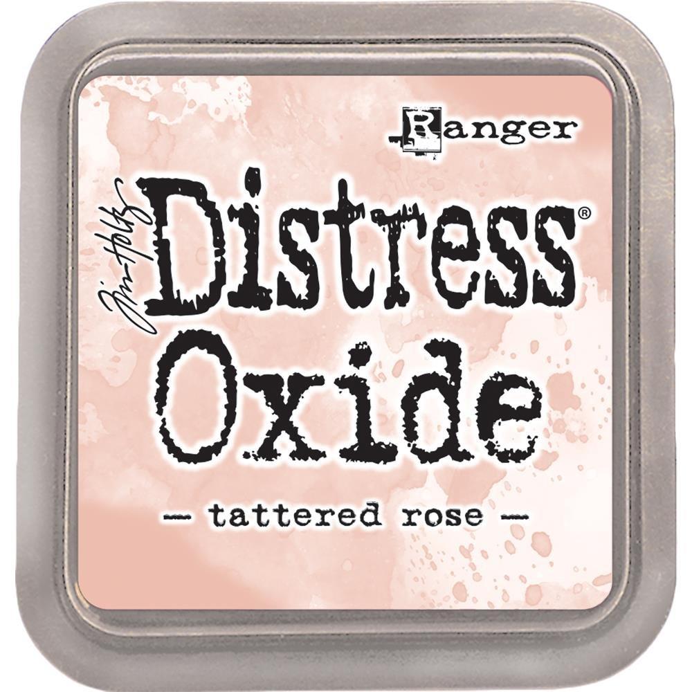 Tim Holtz Distress Oxide Ink- Tattered Rose