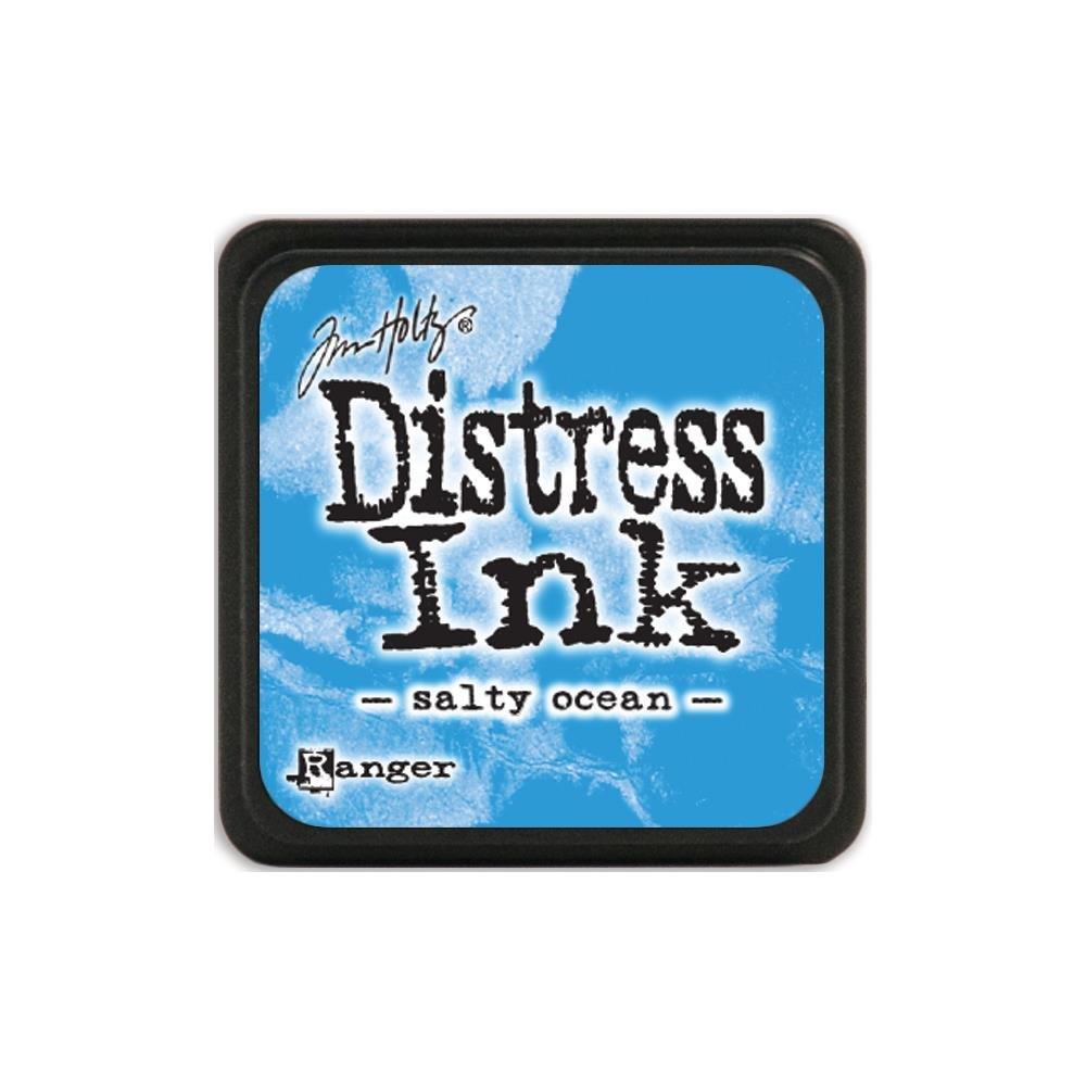 Mini Distress Ink- SALTY OCEAN