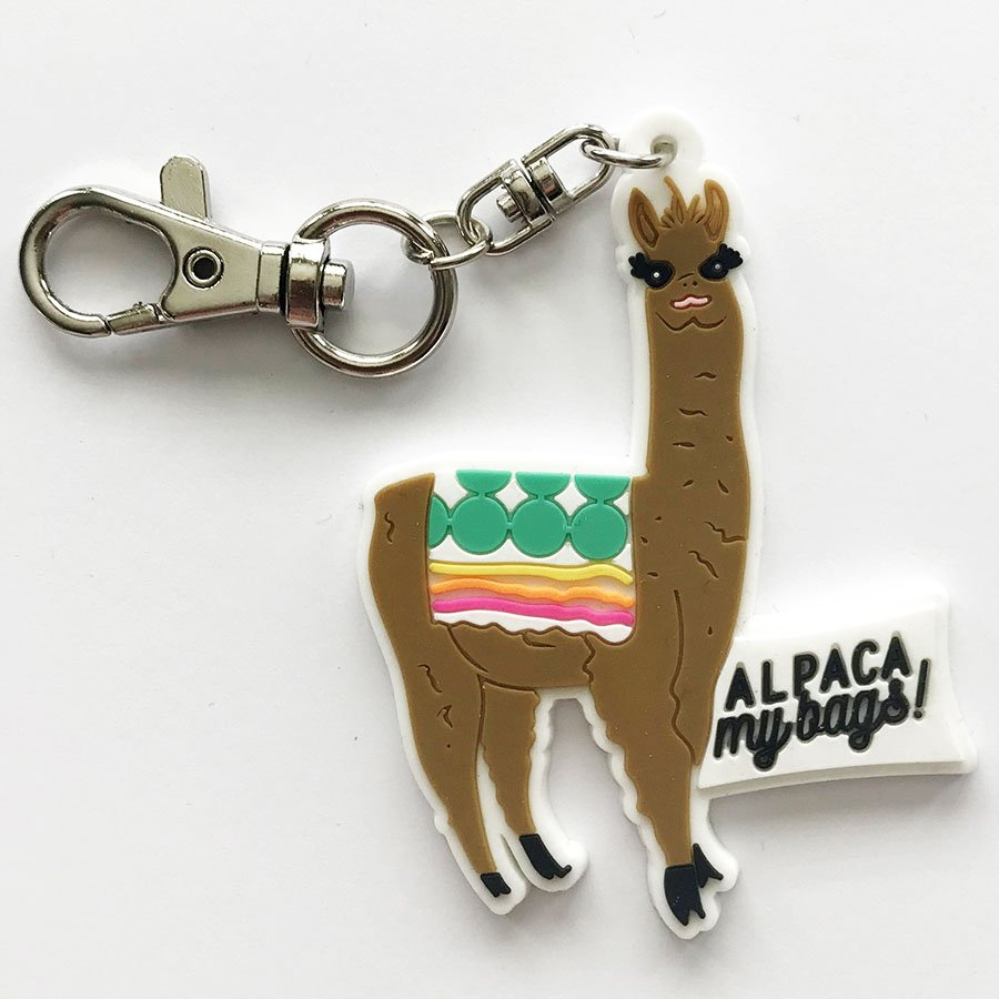Planner Charm- Alpaca My Bags