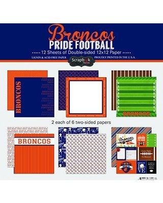 Broncos Pride kit