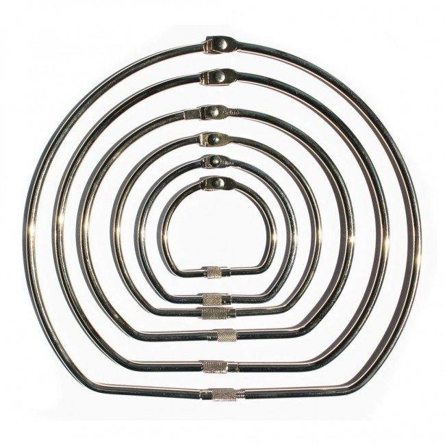 6 Srew Lock Washi Ring