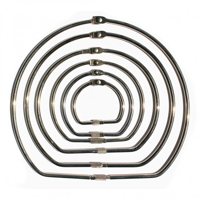 8 Srew Lock Washi Ring