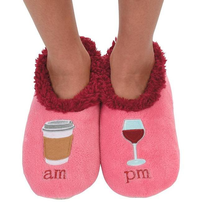 Size S Womens AM-PM Simply Pairable Snoozies