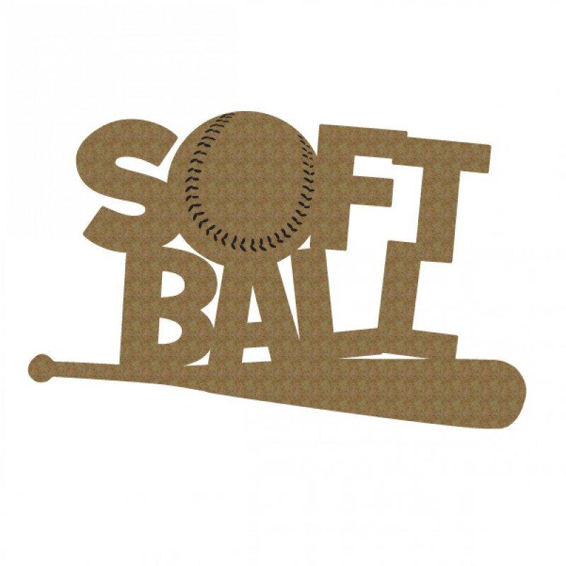 CE Chipboard- Softball