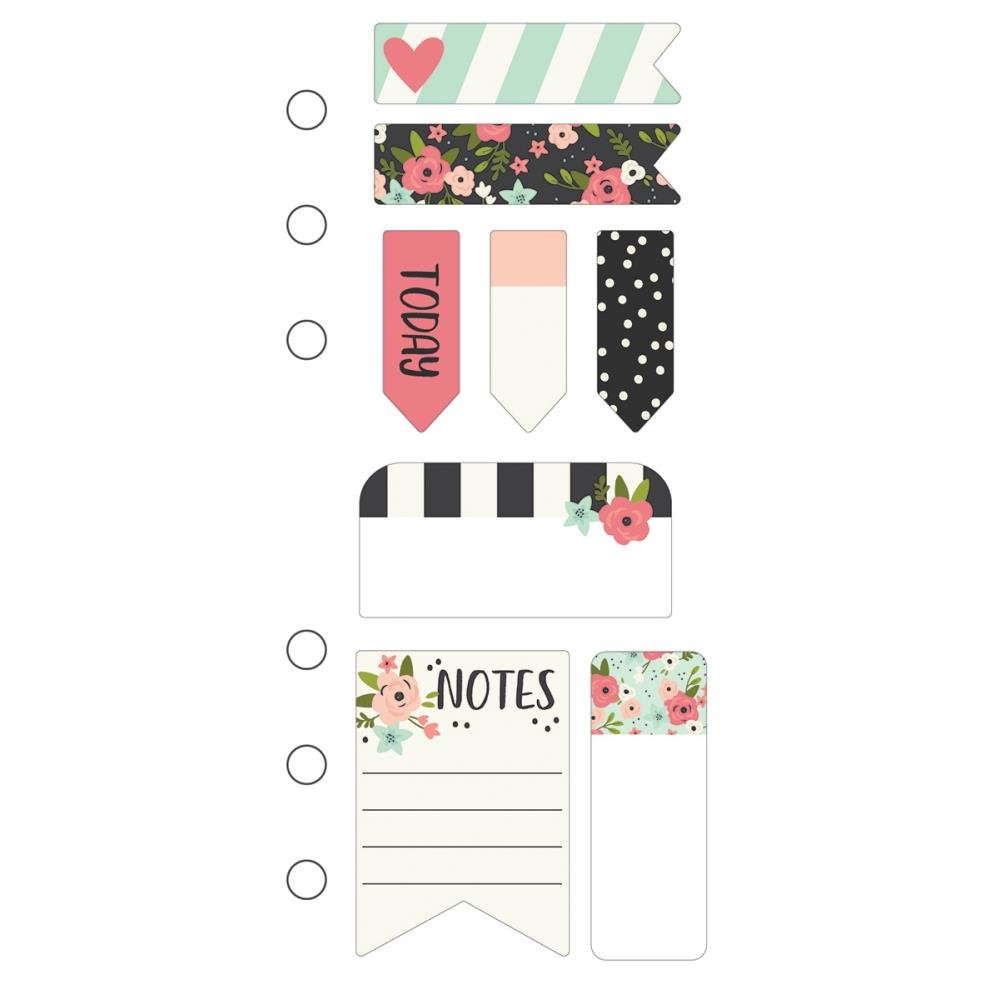 Carpe Diem Mini Sticky Notes- Bloom