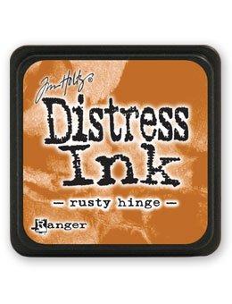 Mini Distress Ink- rusty hinge