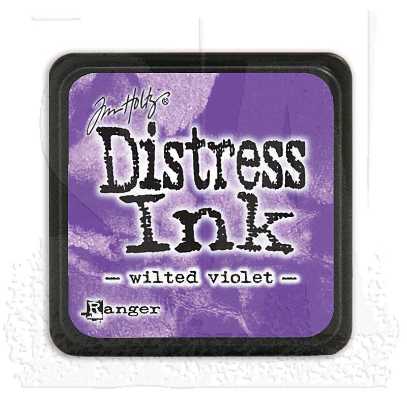 Mini Distress Ink- WILTED VIOLET