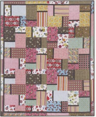 Beginning Quilting / Big & Bold : big and bold quilt pattern - Adamdwight.com