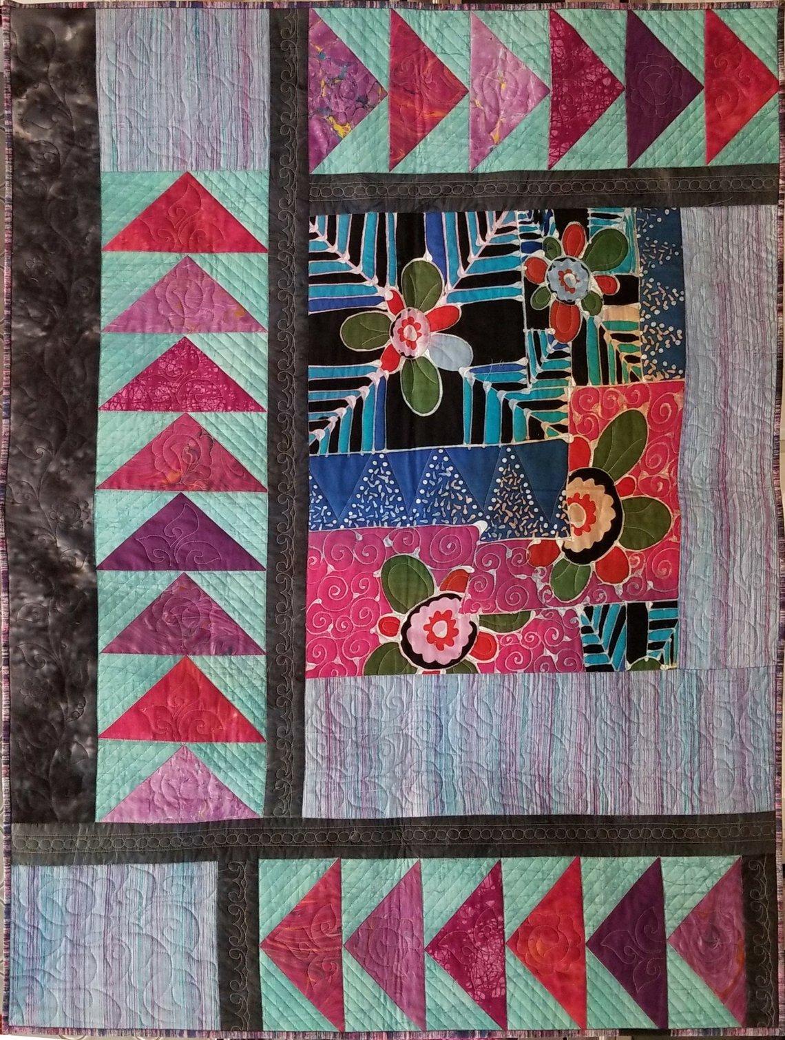 Playtime Quilt Pattern