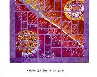 Framed Quilt Pattern