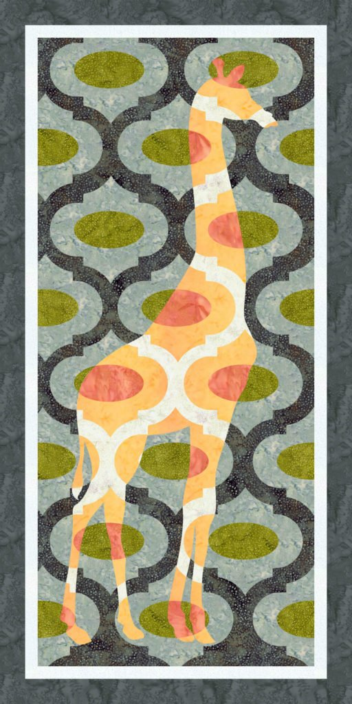 Jungle Cruise by Keith Phillips - The Giraffe Pattern