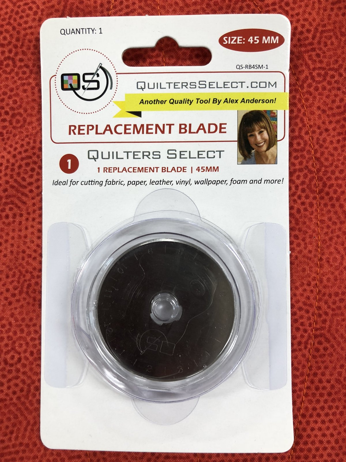 QS Rotary Blade Replacements (1-pk)