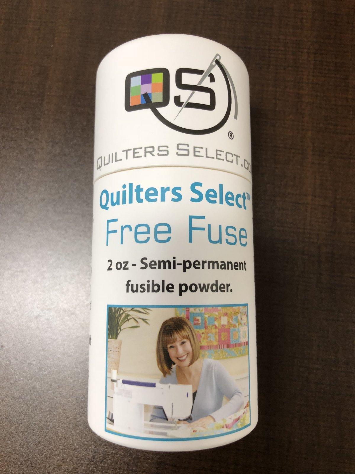 QS Free Fuse Powder 2oz.